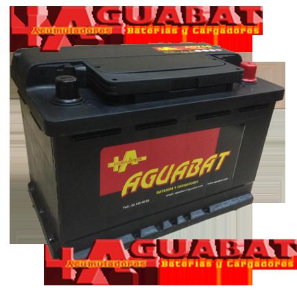 Baterías de Coche AG750