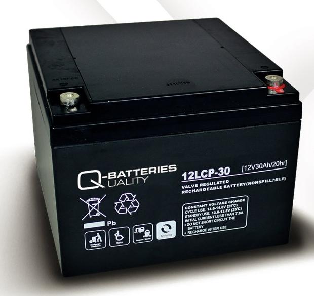 Q-Batteries 12LCP-30