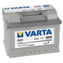 Batería Varta D21