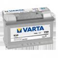 Batería Varta E38