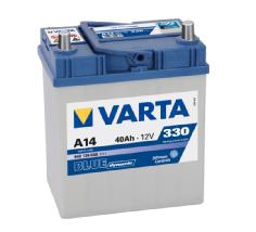 Batería Varta A14
