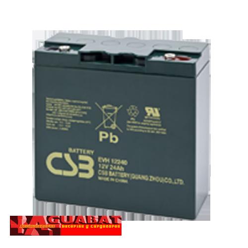Batería CSB EVH12240