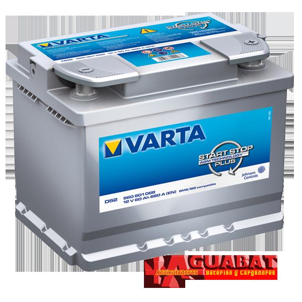 Varta AGM D52