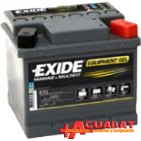 Exide Gel ES450