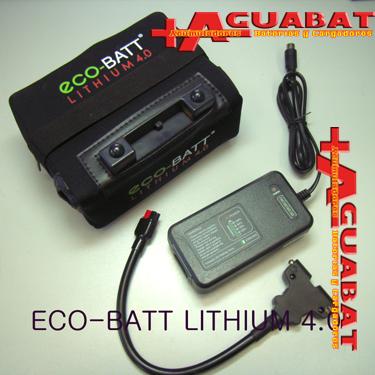 Batería de Litio para Carros de Golf