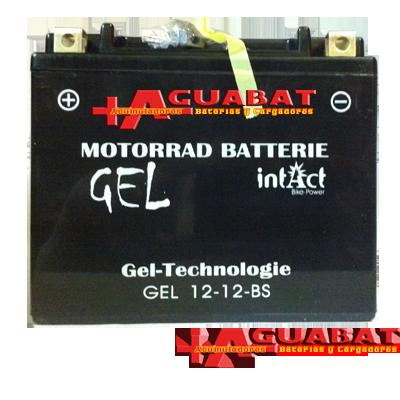 Batería de Gel YTX12-BS