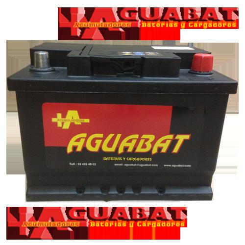 Baterías de Coche AG600B