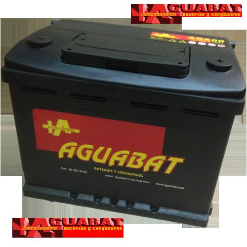 Baterías de Coche AG600