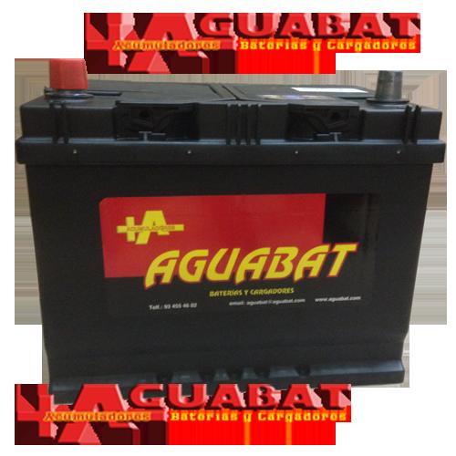 Baterías de Coche AG801