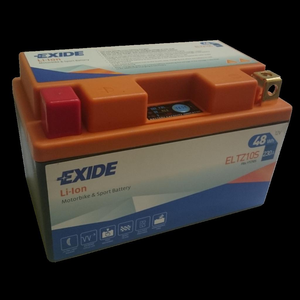 Batería de Litio Exide ELTZ10S